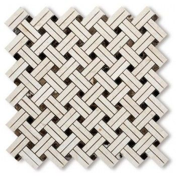 Knot Patch 12 Quot X12 Quot Strip Square Polished Mosaic Tile