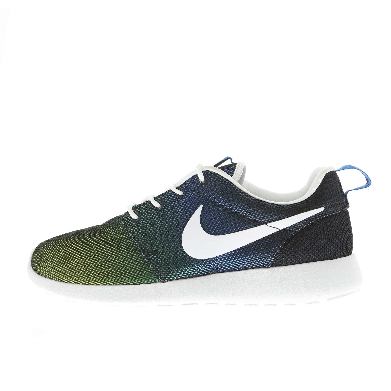 chaussures de sport 8416f 6b7dd FRXzSF]-Nike Roshe Run Mesh Pour Homme Chaussure Tennis ...