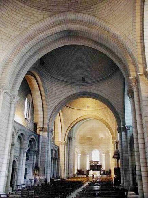Cathédrale Saint Pierre, Angoulême, France