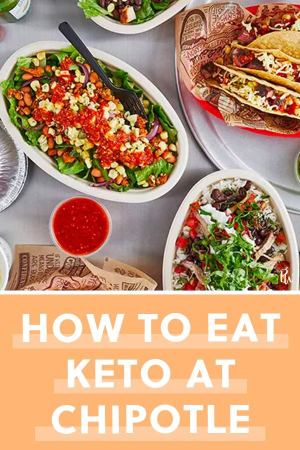 how to eat keto at chipotle  best keto diet keto
