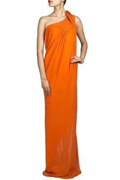 73cbecf50f7 Buy Online Best Saree Gown Top Dress - Gaurav Gupta