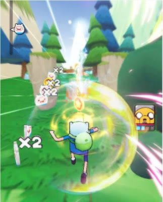 THE BEST GAMES FOR YOU: Adventure Time run - 어드벤처 타임 런: 우