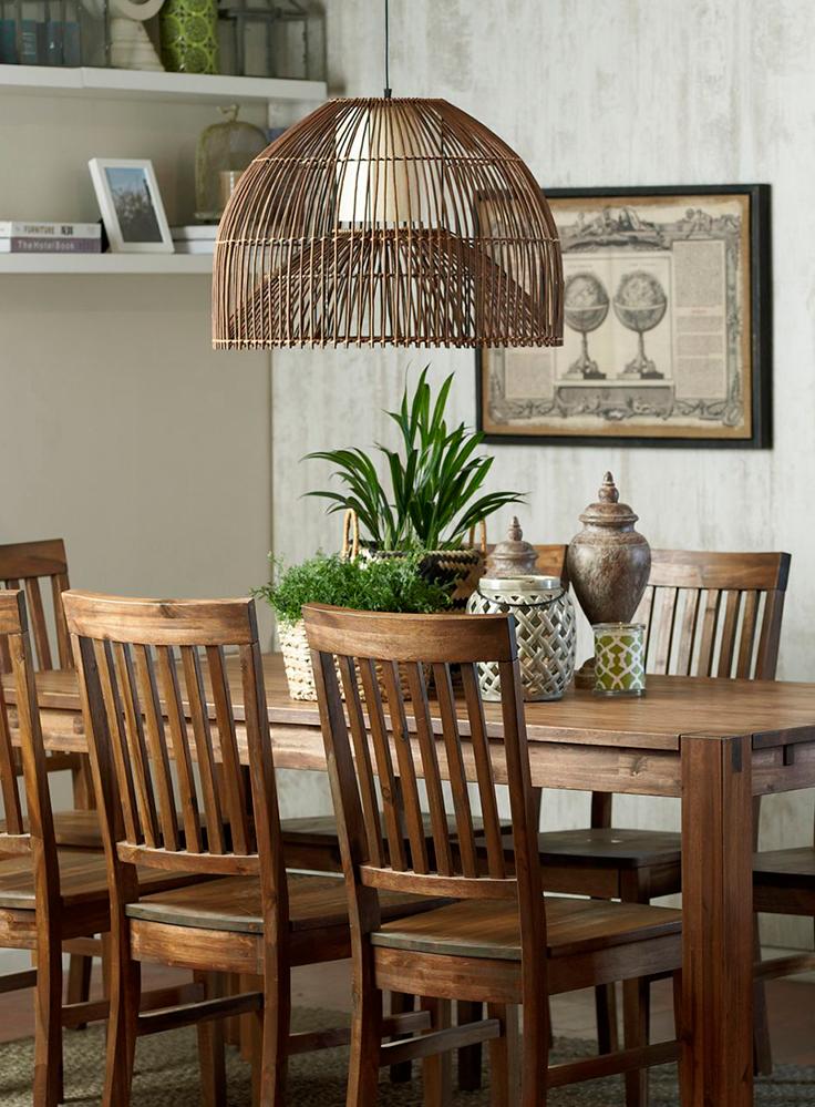 En 2019 comedor sillas comedor madera for Decoracion de cocinas comedores modernos
