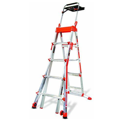 Best Ladders Reviews Extension Telescoping Attic Ladders Step Ladders Little Giants Ladder