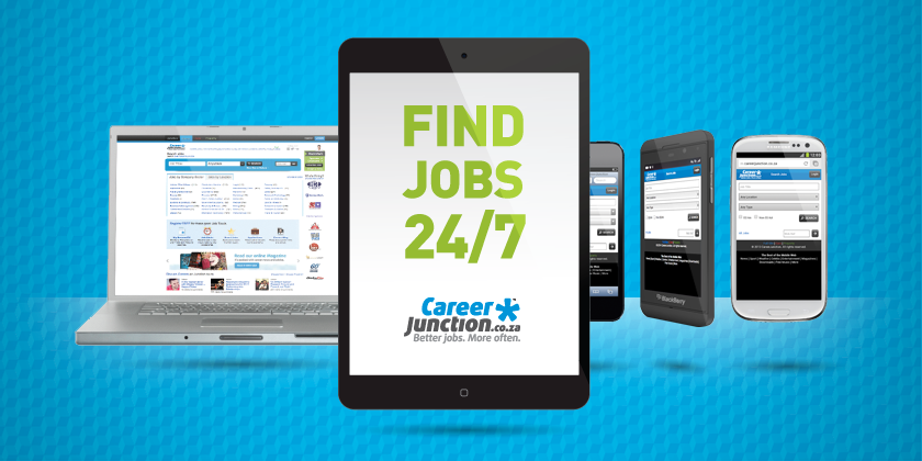 Start your job search right here: www.careerjunction.co.za