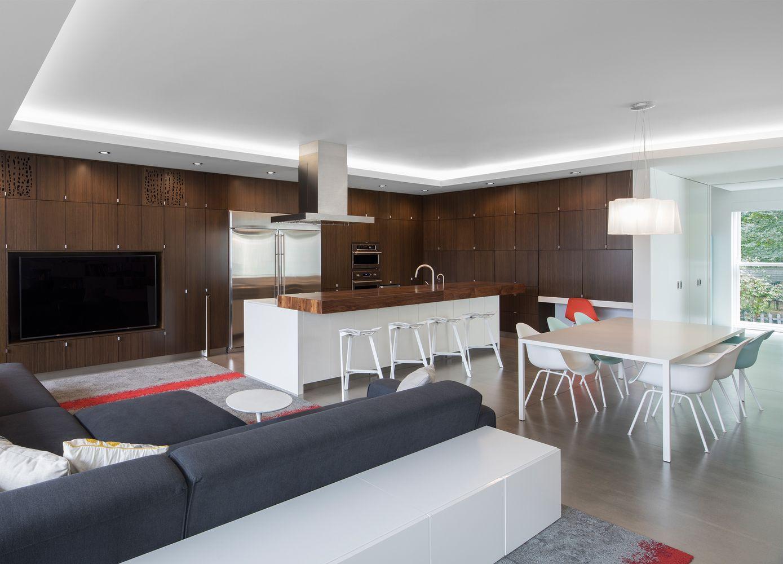 Galería de Pequeña Gran Casa / Robert Maschke Architects - 7 ...