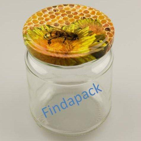 pot rond en verre 228 ml avec couvercle florabelha pots en verre glass jars pots