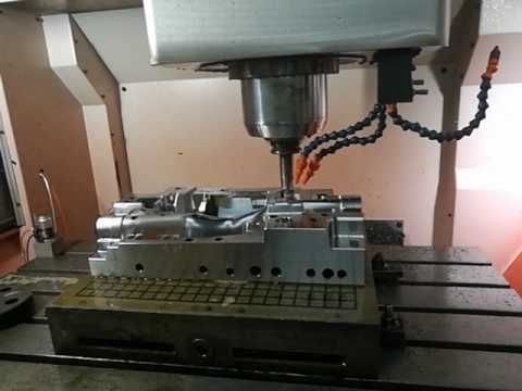 High speed CNC machining for mold and die  TaiYou Precision Die and