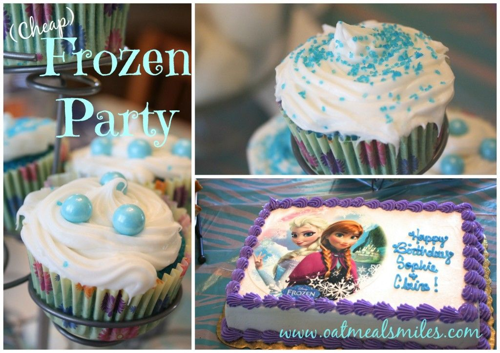 Frozen birthday party ideas Frozen party Olaf and Budgeting