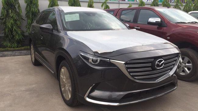 """Bài viết liên quan  """"Bắt gặp"""" Mazda CX-3 2017 đi đăng kiểm ở Sài Gòn Va chạm với Mazda 6, Toyota Land Cruiser Prado lật nghiêng giữa phố  Bảng giá xe Mazda tháng 4/2017 tại thị trường Việt Nam Hồng Kỳ H5 – phiên bản sang hơn..."""