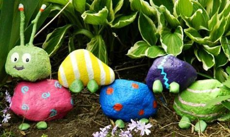 15 Small Handmade Yard Decorations for Creative Garden Design is part of garden Kids Decor - Small yard decorations make a difference in garden design