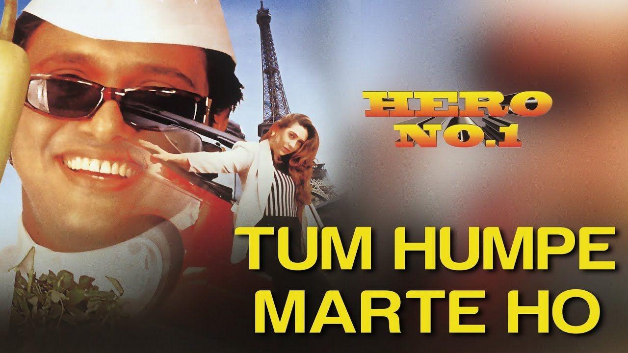 Tum Hum Pe Marte Ho Hero No 1 Govinda Karisma Kapoor Sadhana Sargam Vinod Rathod Youtube Dj Download Hindi Old Songs Dj Mix Songs