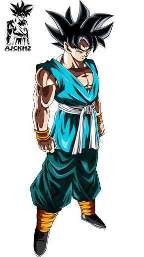 Goku S New Awakening Form As He Surpassed His Limits During The Tournament Of Power With His Gi In Anime Dragon Ball Super Dragon Ball Super Manga Dragon Ball