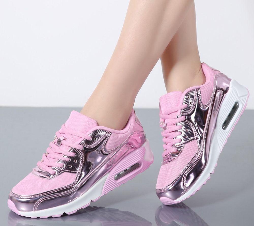 2018 Hot womens leisure wedge heels slip on platform deep mouth shoes rhinestone