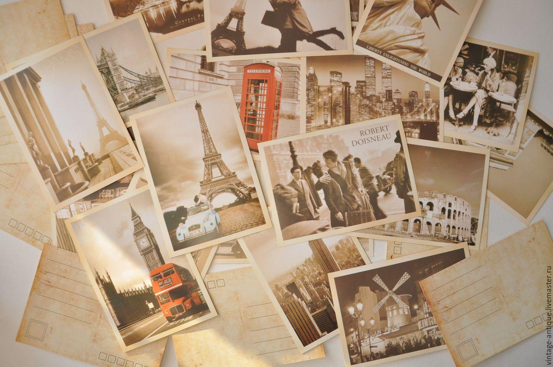 если ретро открытки город хотите