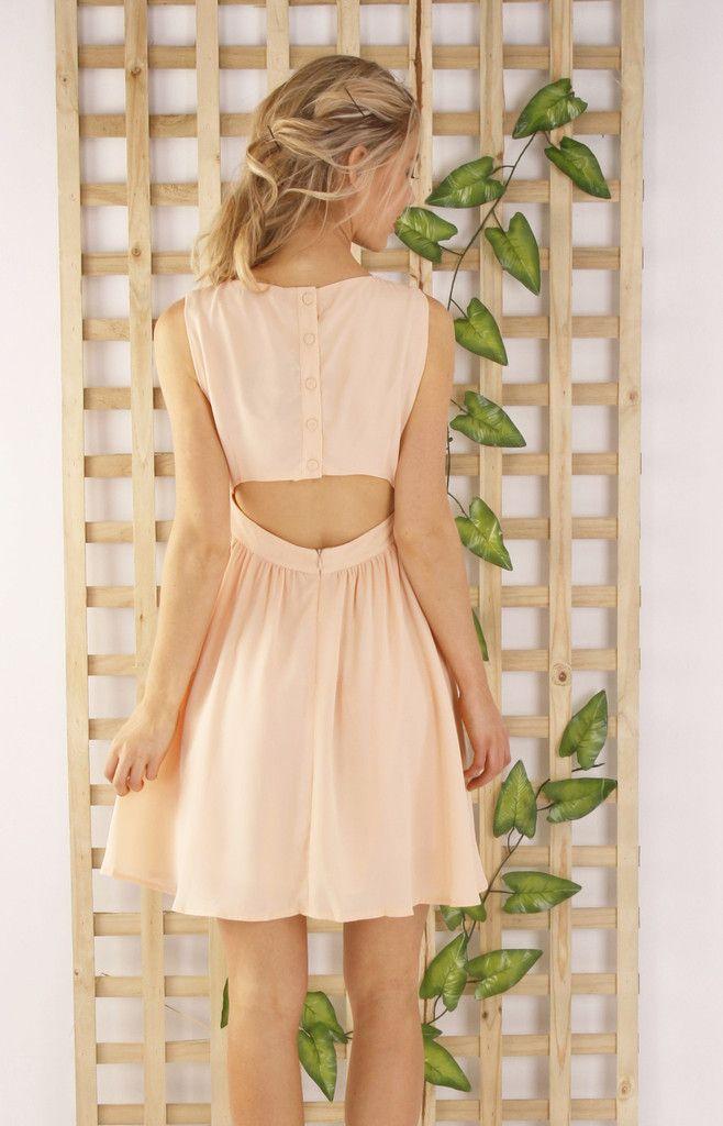 Samantha Gathered Skirt Dress - Ajoy Levora - 6
