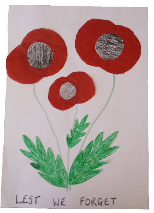 During a history caf at ellistown primary children created their during a history caf at ellistown primary children created their own ww1 artwork the poppies arttissue paperthe flowerspoppypoppies mightylinksfo Images