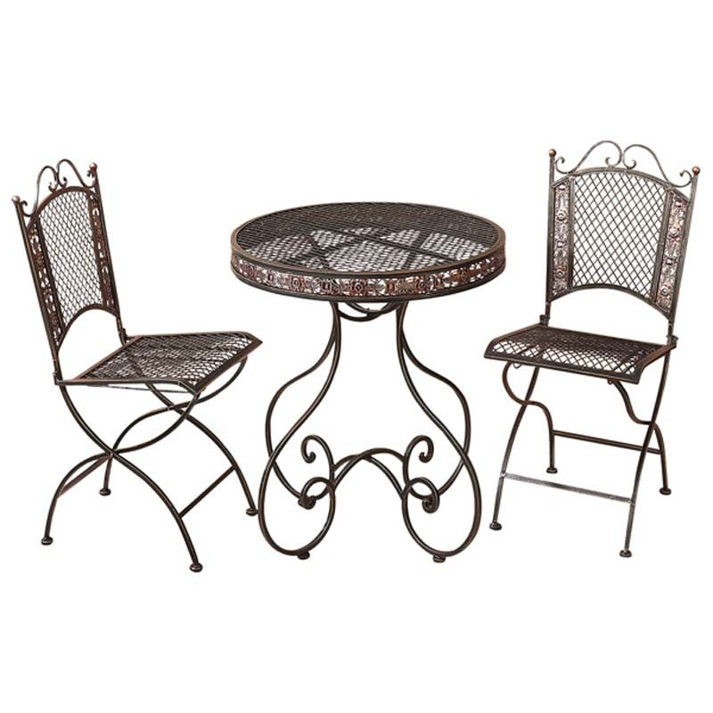 Outdoor Furniture - Bistro Sets Portland, OR's leader in new Home and  Office Furniture - City Liquidators - Victorian Wire Bistro Set Homestead Pinterest Bistro Set