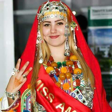 Épinglé sur Femme Berbère_Maroc