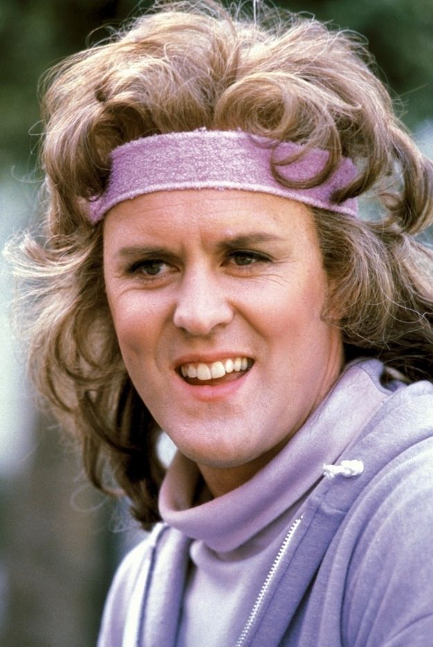John Lithgow in drag in The World According to Garp | Lithgow, John lithgow,  Celebrities