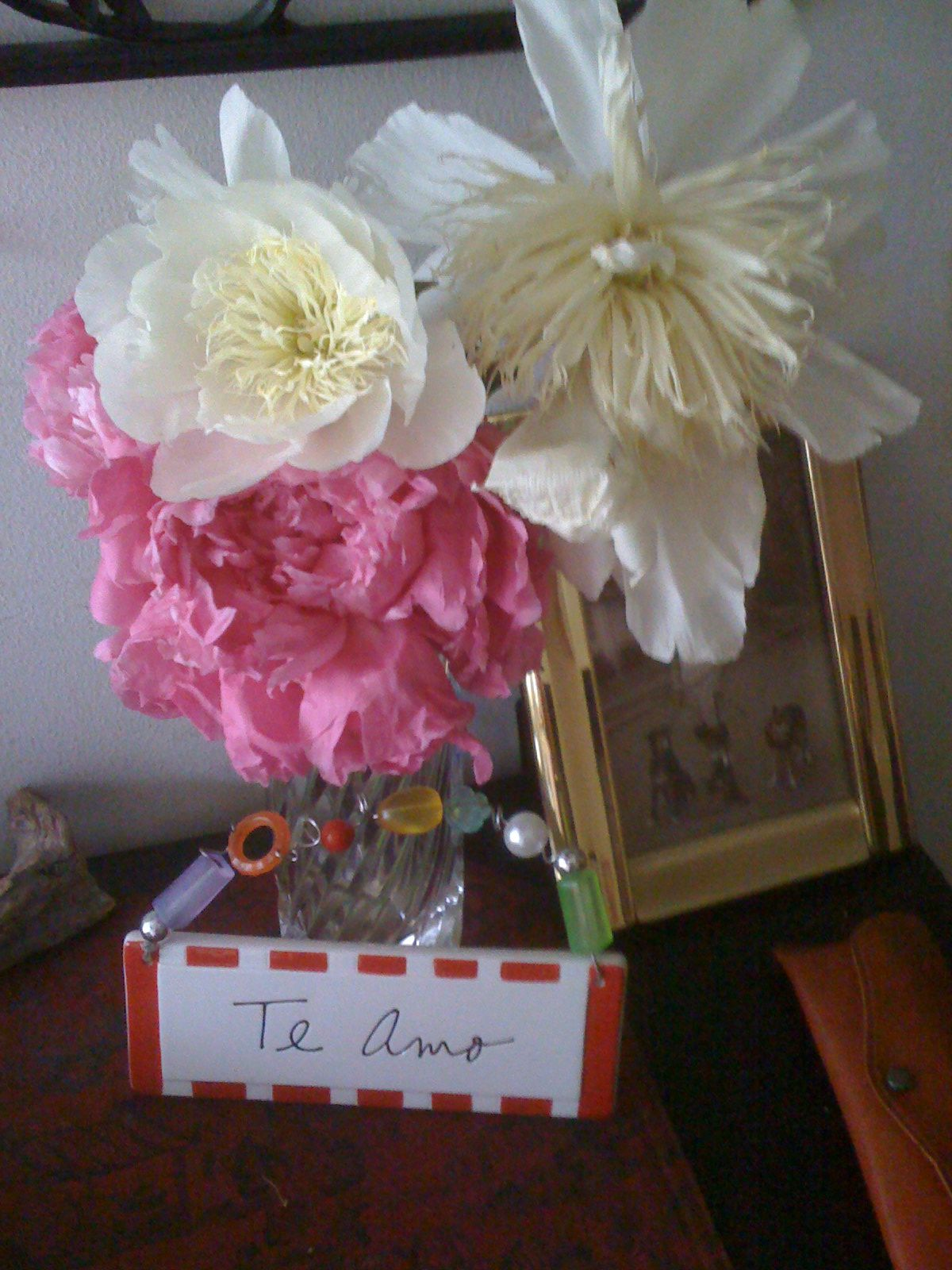 Peonies from the garden (May 2011)