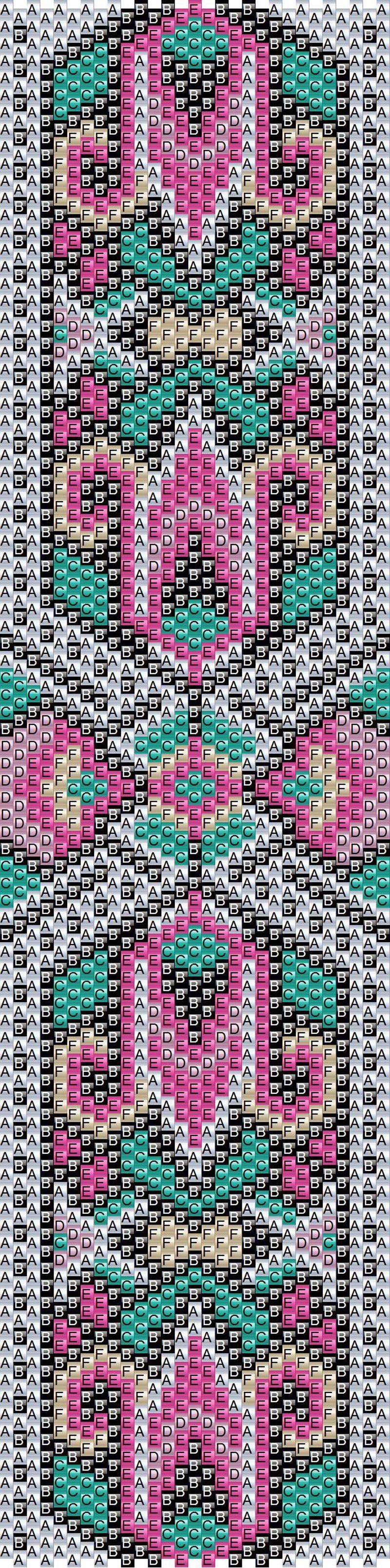 Pin von Peggy Koch auf Taschen | Pinterest | Hama, Häkelketten und ...