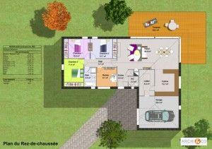 Plan Maison En Bois Bioclimatique Ooreka 10