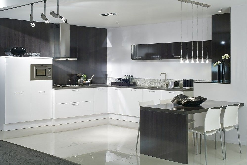 Ähnliches Foto Wand küche, Küchendesign, Graue küchen