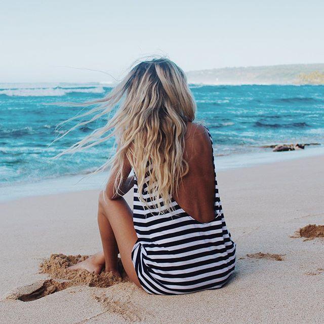 успокоила, всё новые фото девушек блондинок на море стала раком парень