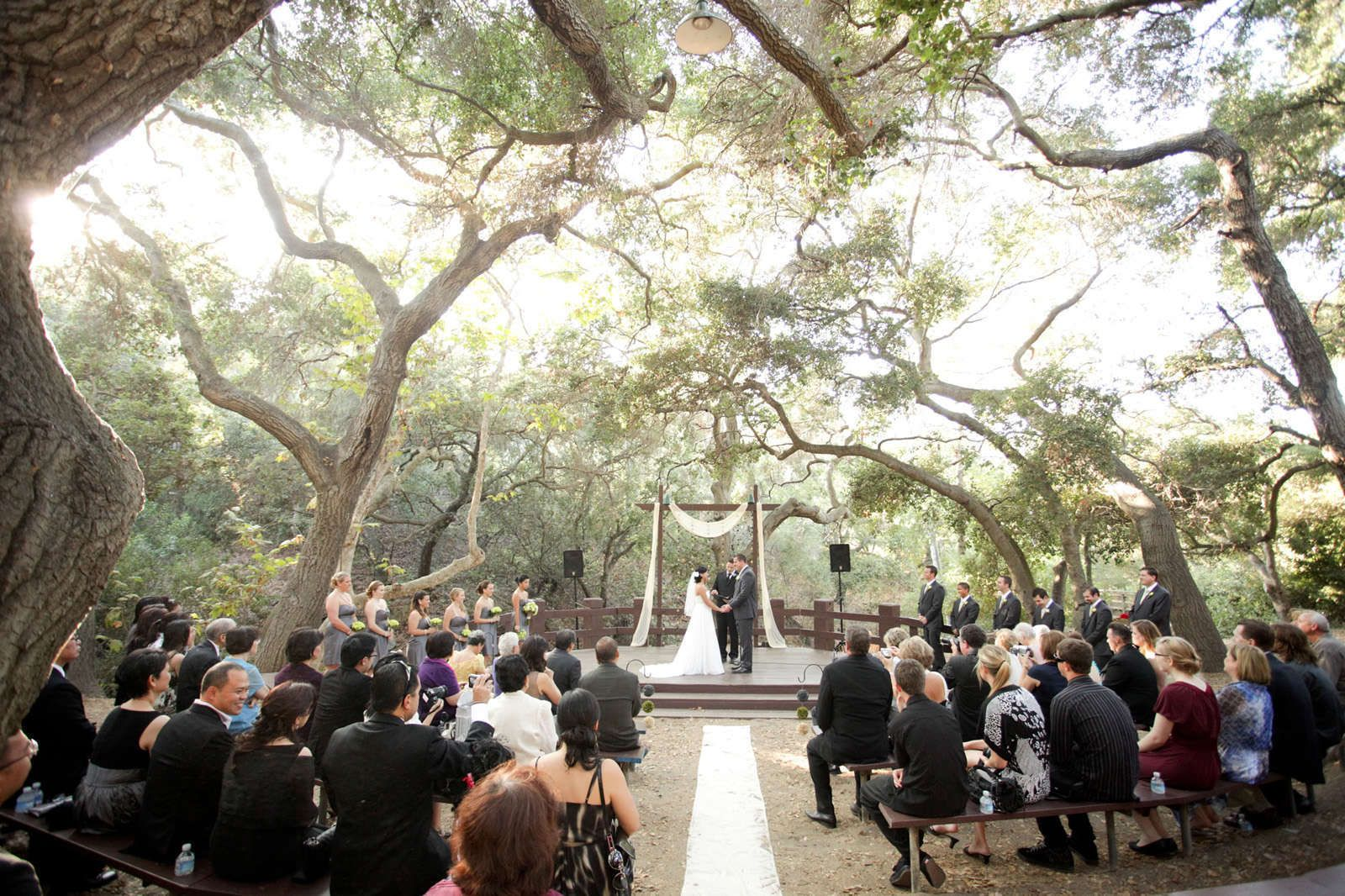 My Quest For An Affordable Unique Wedding Venue Oak Canyon Nature Center Anaheim