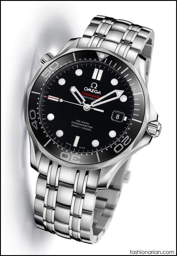 9bbc72cf4a0 2006 Omega Seamaster Diver 300M James Bond