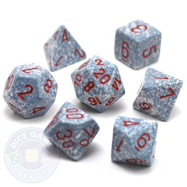 Elemental Air 7-piece dice set
