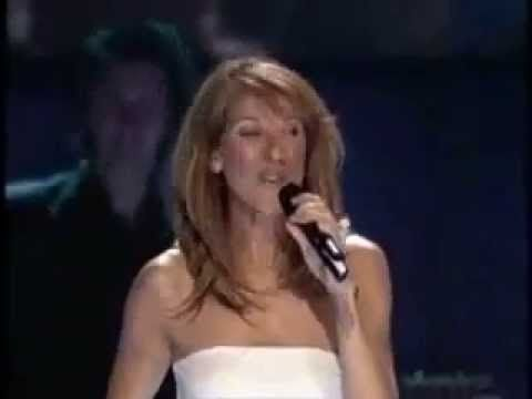 Celine Dion I M Alive Mmmmm Mmmmm I Get Wings To Fly Oh Oh I M Ali Celine Dion Singer Music Videos