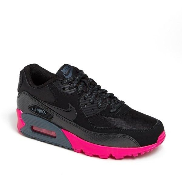 ec0a4ccbf5ad Women s Nike  Air Max 90  Sneaker (138 CAD) ❤ liked on Polyvore featuring  shoes