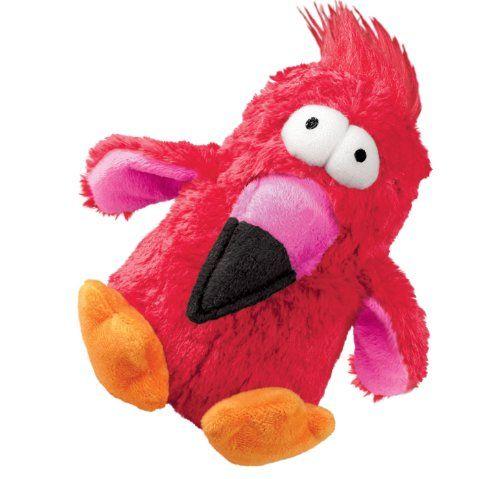 Amazon Com Kong Dodo Birds Dog Toy Medium Pet Squeak Toys Pet Supplies Dog Toys Plush Dog Toys Tiny Dogs