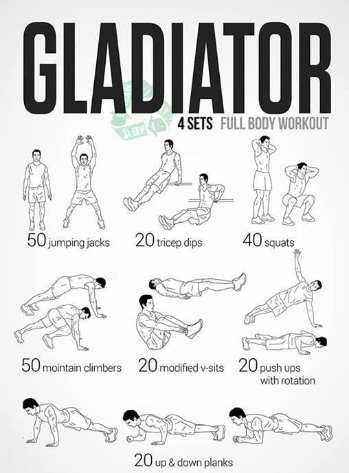 Rutinas gym work out pinterest rutinas ejercicios for Rutinas gimnasio