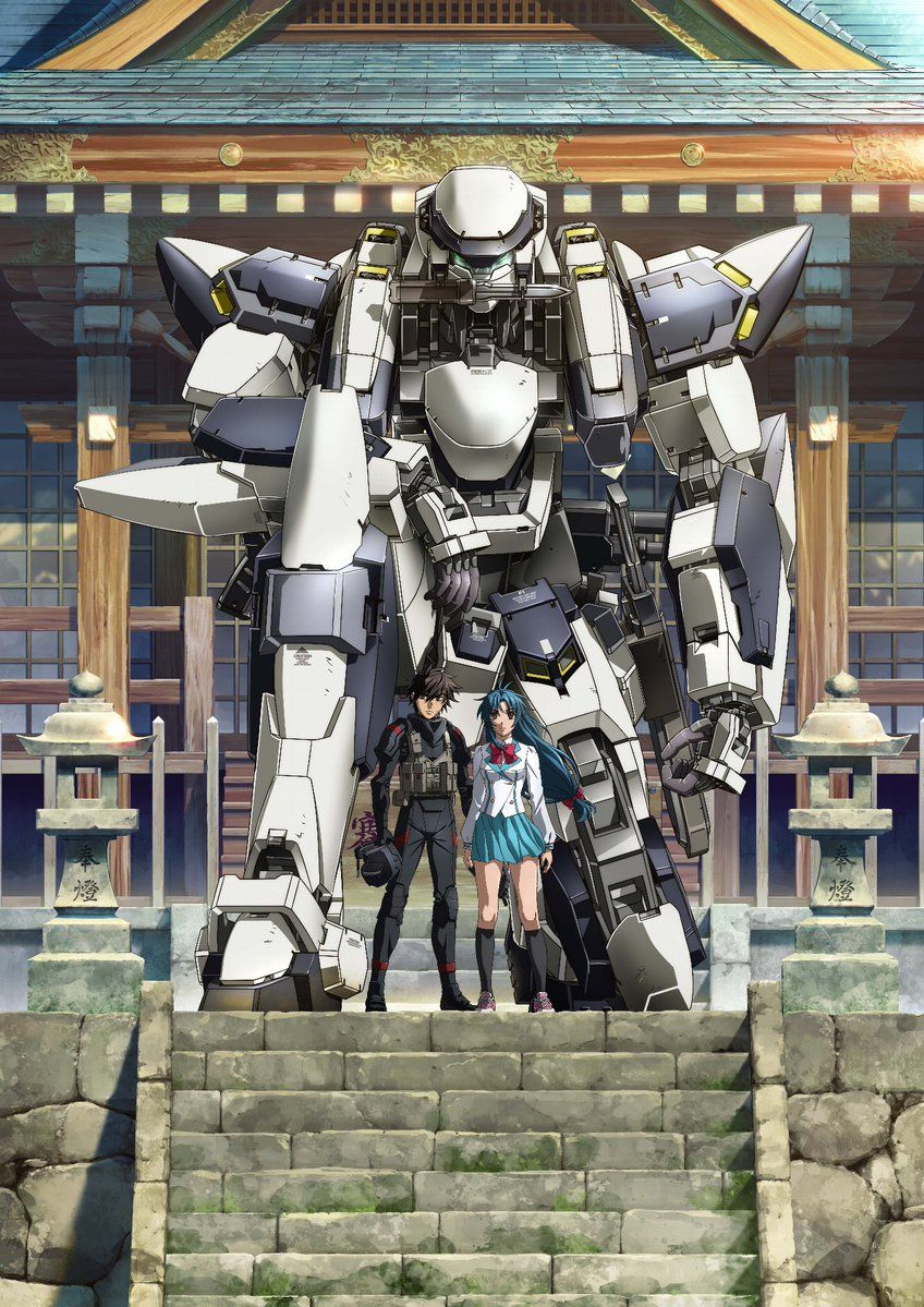 """""""Full Metal Panic! Invisible Victory"""" Gets New Trailer"""