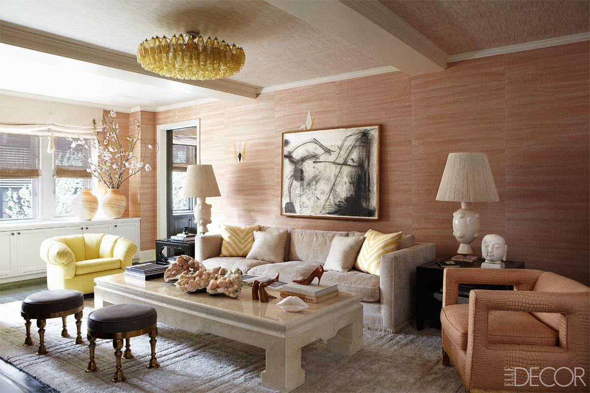Creating a Scene Cameron Diazs Manhattan Apartment Kelly