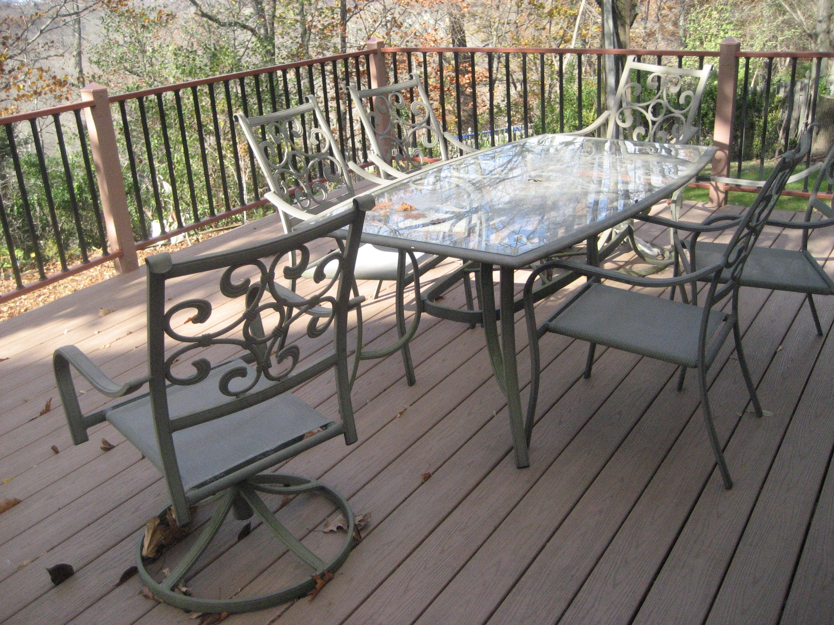 If you re looking to upgrade your deck try using PVC decking