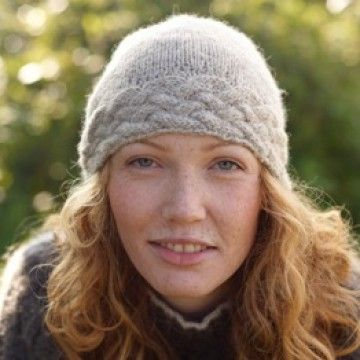 Beanie And Mitts Free Knitting Pattern Our Designs Pinterest