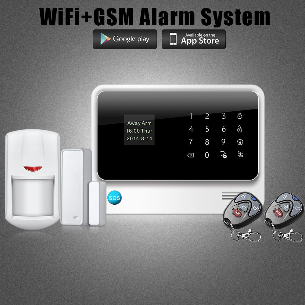 Captivating Security Alarm