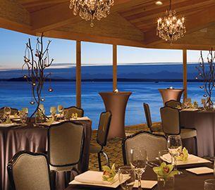 Seattle Waterfront Wedding Venues Weddings Edgewater Hotel