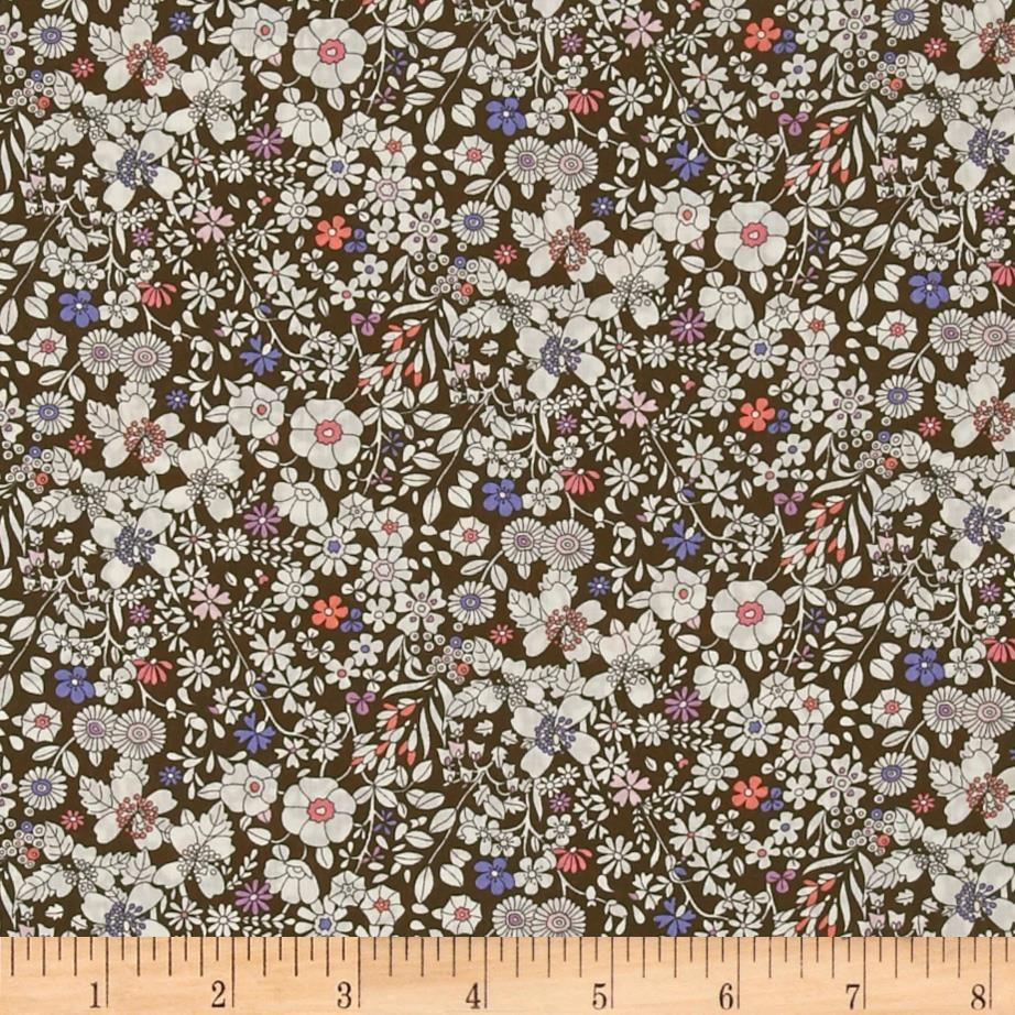 Evokes the late 60\'s for me...Liberty Of London Tana Lawn June\'s ...