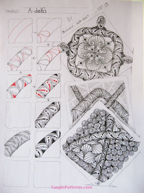 pin by cindy thomas on tangle patterns pinterest tangled zentangles and doodles