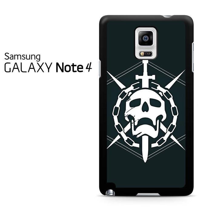 Destiny Raid Symbols Samsung Galaxy Note 4 Case Galaxy Note