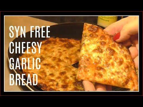 Youtube Slimmer Slimming World Garlic Bread Cheesy
