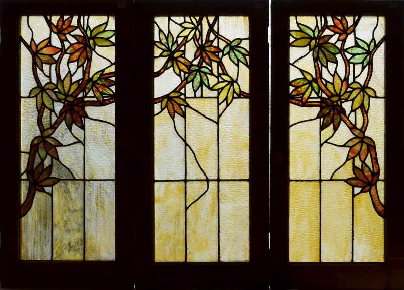 How To Make Stained Glass Windows For Doors Stained Glass Windows
