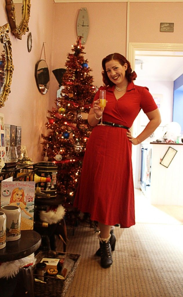 170f53124c9 Style Evolution  Christmas Outfits Through the Years