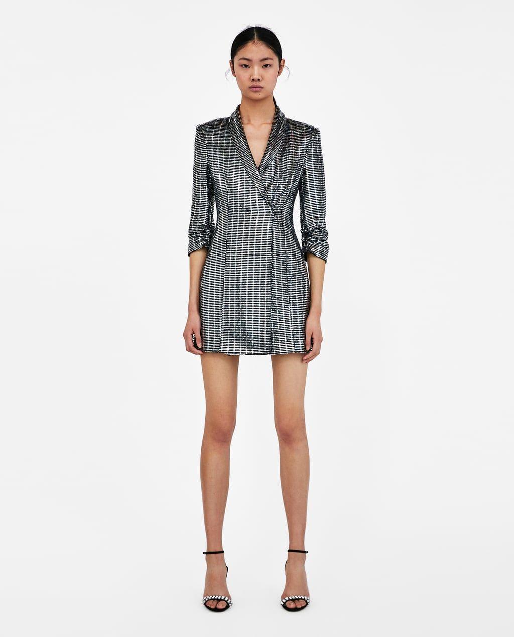 Metalizado En Shoppingwish Vestido Blazer List 2019My GVSUzqMp