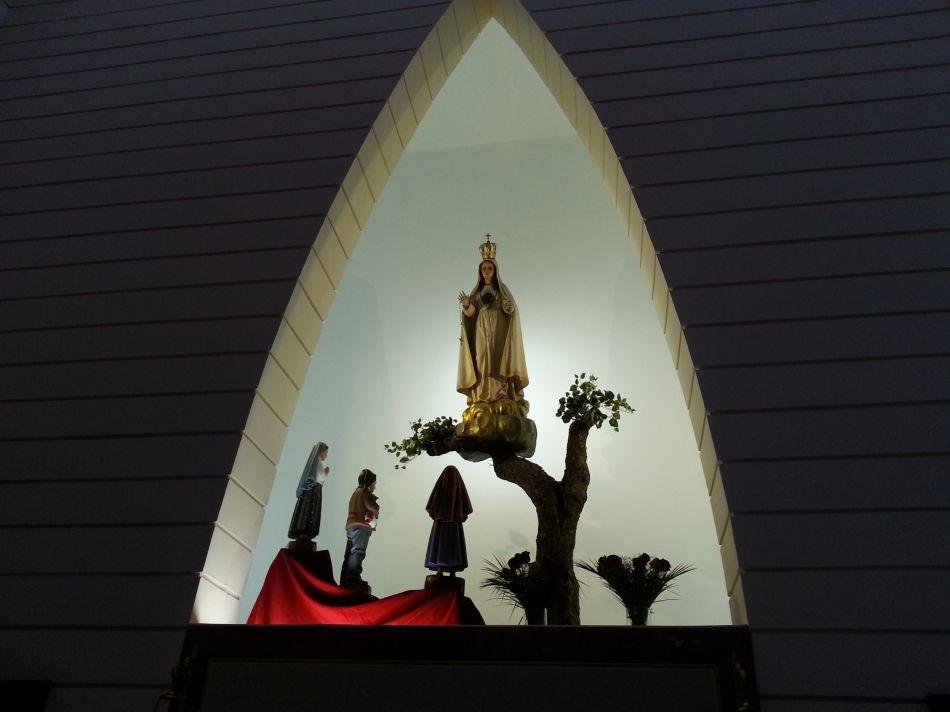 Iglesia de Fátima